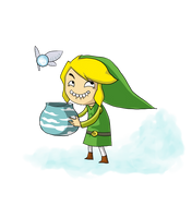 Link's Vessels mania by oOkey-chanOo