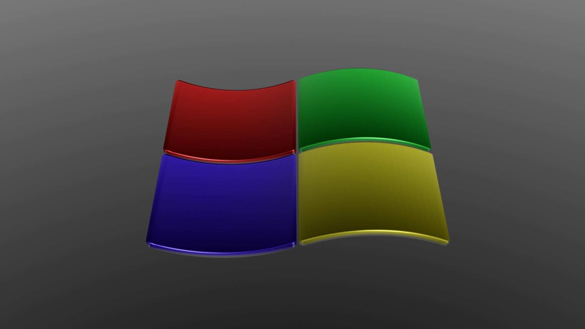 Windows Logo 3dsmax by AKLP