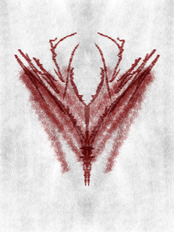 Sketchy Emblem by AKLP