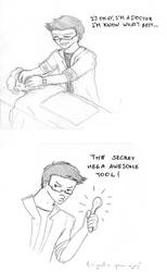 Markiplier Best Doctor ever! by KakushiMiko