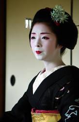 Maiko in Japan - 1 by Telekinesy