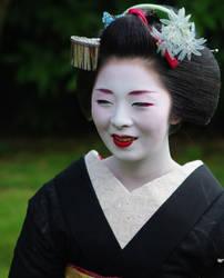 Maiko in Japan - 2 by Telekinesy