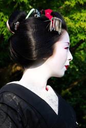 Maiko in Japan - 3 by Telekinesy
