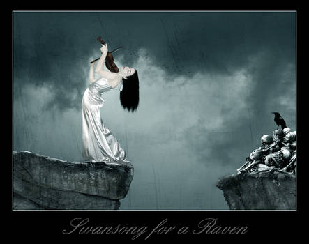 +Swansong for a Raven+
