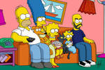 The Simpsons and me.