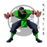 Reptile by Dubcarnage