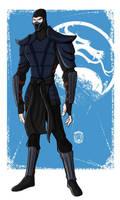 Sub - Zero (Mortal Kombat 2021)