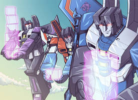 G1 Seekers - colors by khaamar