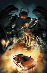 Maximum Dinobots 5 cover
