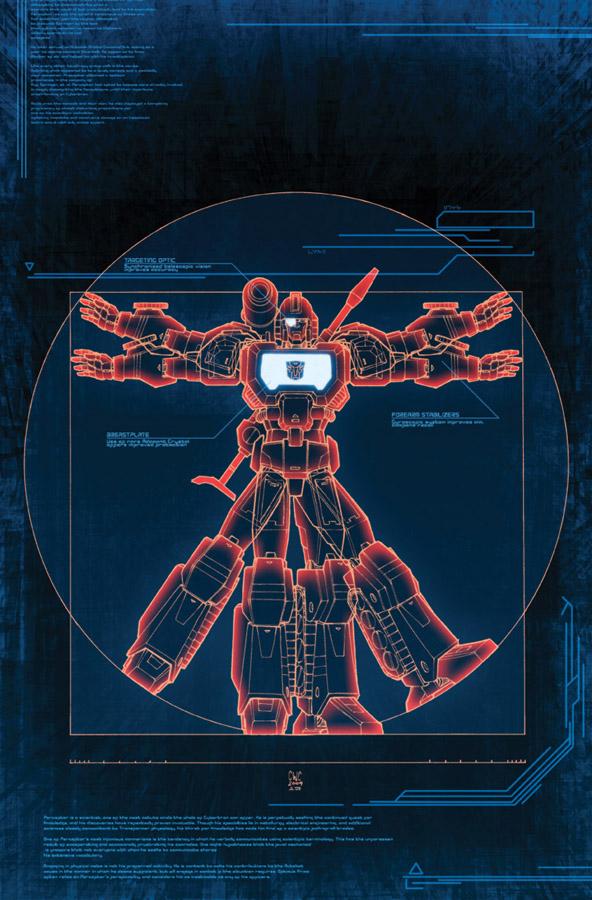 AHM 15: Perceptor cover