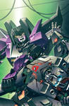 Transformers RID #2 cover colors