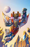 Transformers RID #3 cover colors