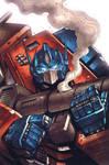 Transformers MTMTE #9 RI cover colors