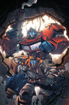 Transformers RID #10 Incentive cover colors