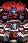 Transformers MTMTE #10 cover colors