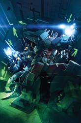TF Dark Cybertron #7 cover colors