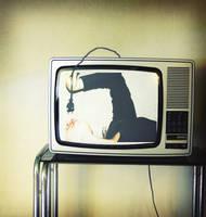 La mala television by principear