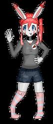 Heeky [New OC] by Ezelia-Art
