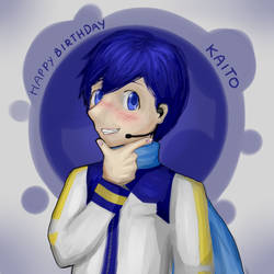 Kaito by Ezelia-Art