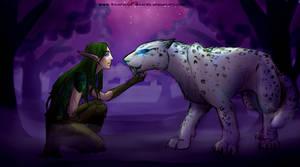 Hunter of Teldrassil
