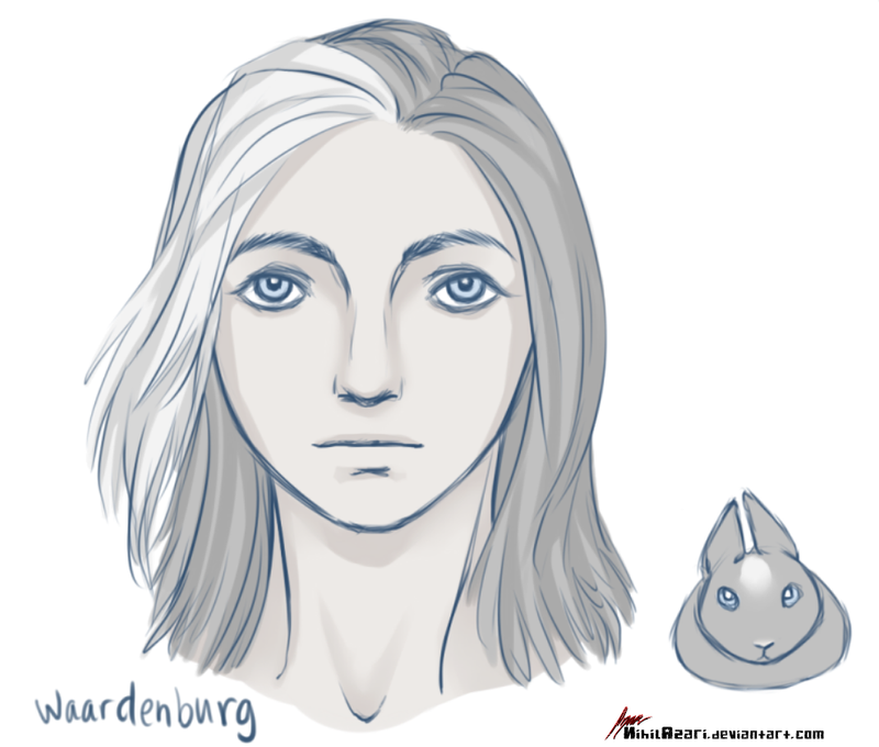 Awareness Waardenburg Syndrome By Nihilazari On Deviantart