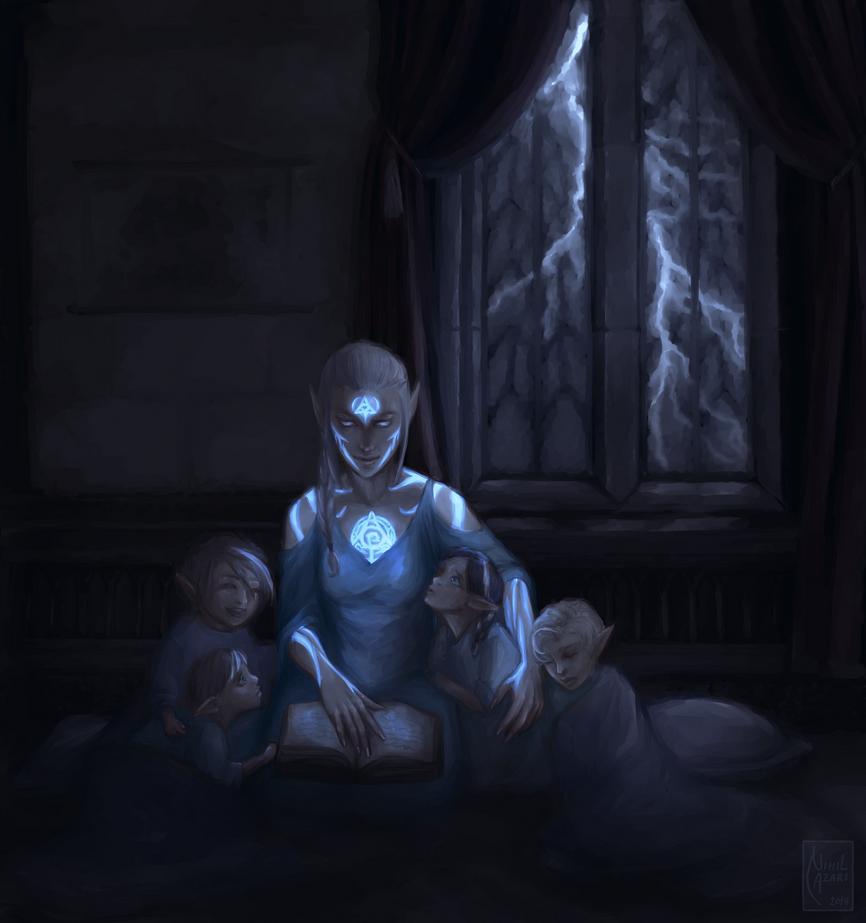 Mother Mild by NihilAzari