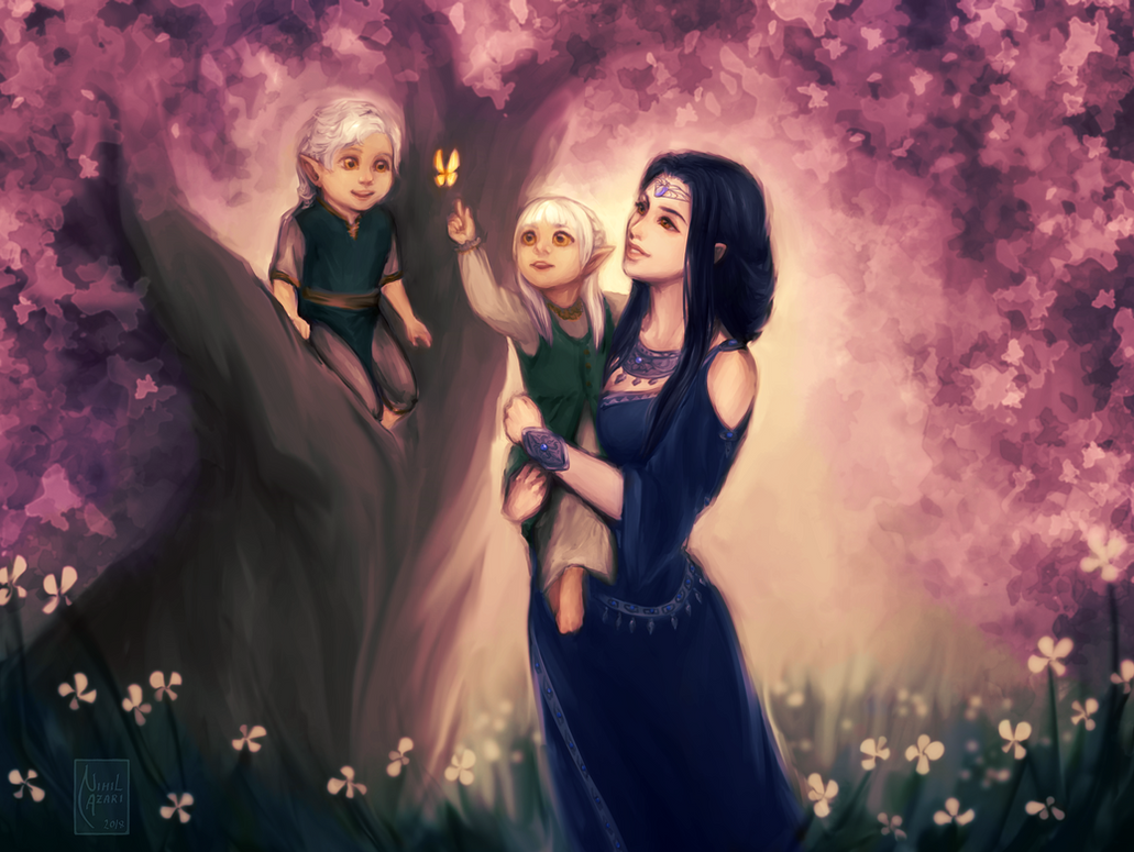 Mother Sweet by NihilAzari