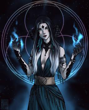 0016 White Witch X