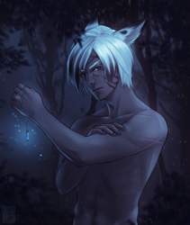 0022 Ashe In The Moonlight X