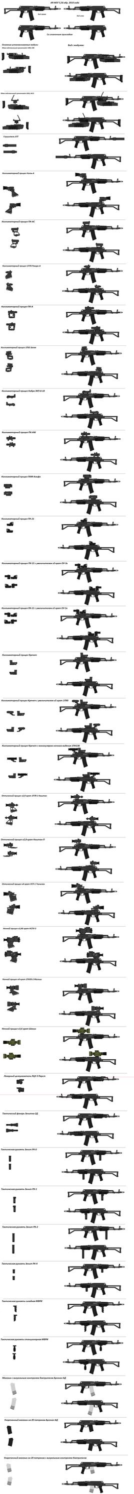 AR-M5F 5,56 (2010) by IoshkinKot