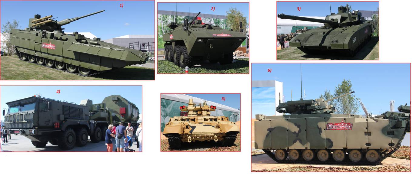 New weapons in ARMY-2018 forum by IoshkinKot on DeviantArt