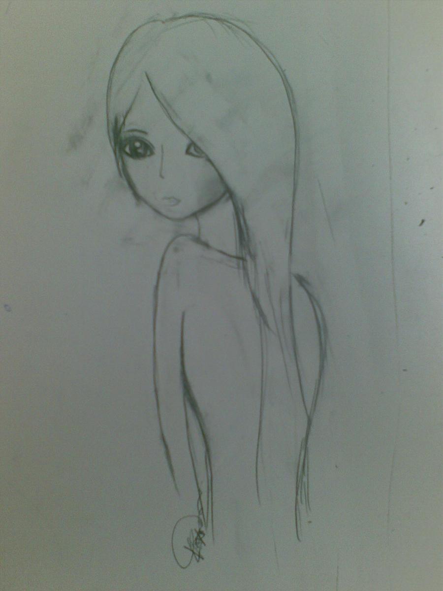 Don't look by kinnesama