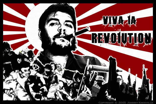 JL.Mélenchon rend hommage à Fidel Castro Viva_la_revolution_by_diegoskate