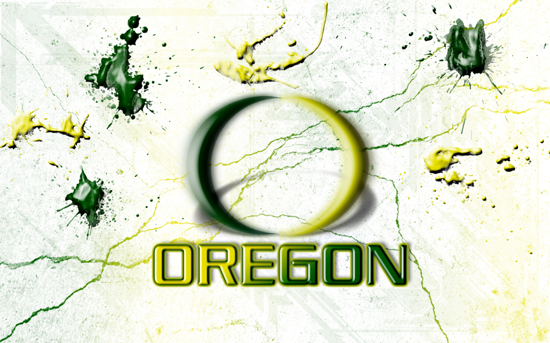 Oregon Ducks Football Logo