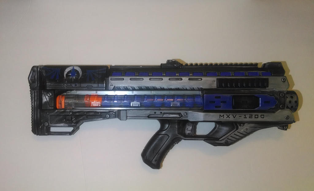 Nerf Rival Zeus Modded repaint (MLP) by directorstark on ... New Nerf