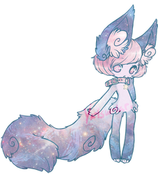 Closed species adopt: name pending by Princely-Spice