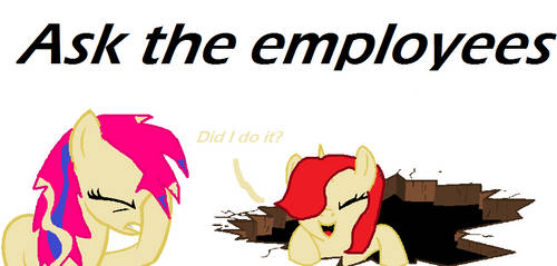 Ask The Employees
