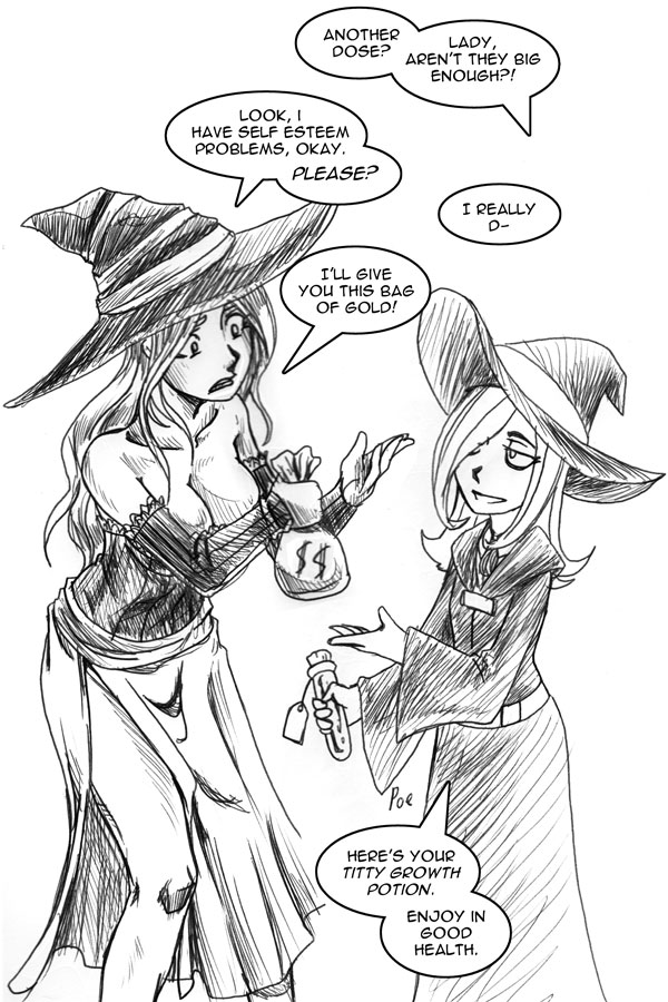 Little Witch Academia / Dragon's crown