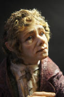 Bilbo Baggins by MarylinFill