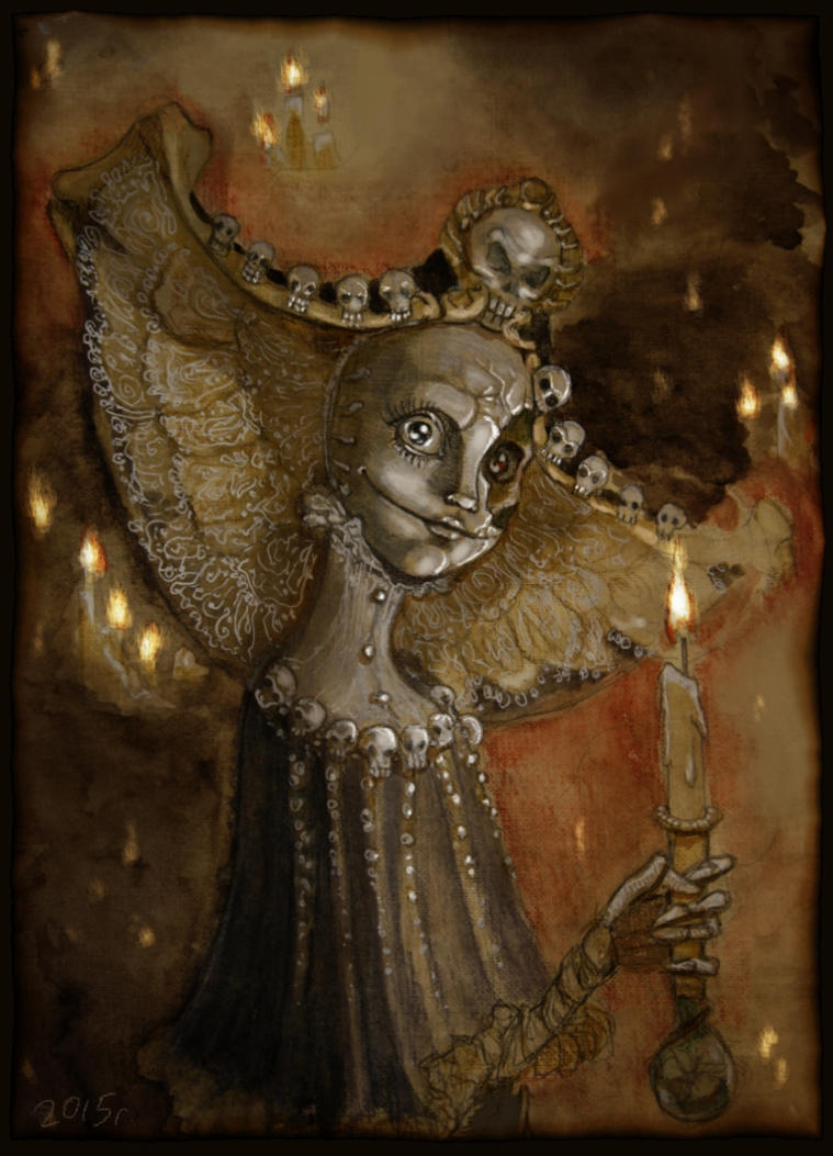 Rigor Mortis by MarylinFill