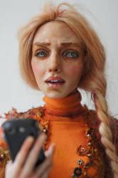Sveta Doll Close Up