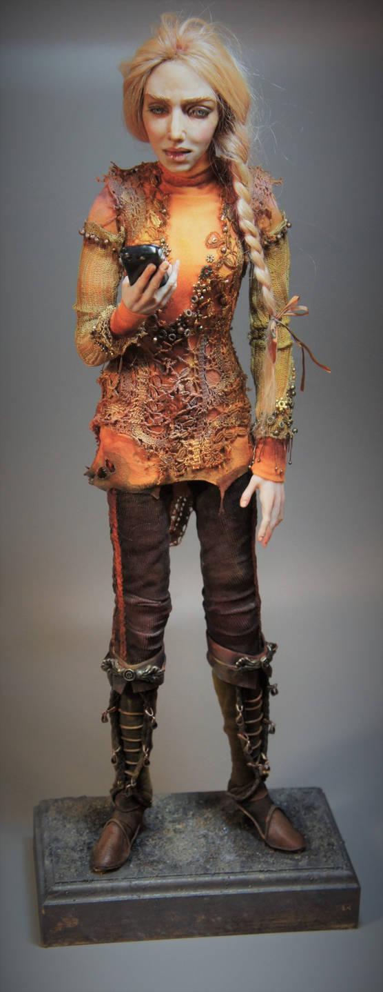 Sveta Kraeva Doll by MarylinFill