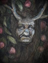 Grandma Apple Tree