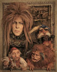 Labyrinth Poster 02 by MarylinFill