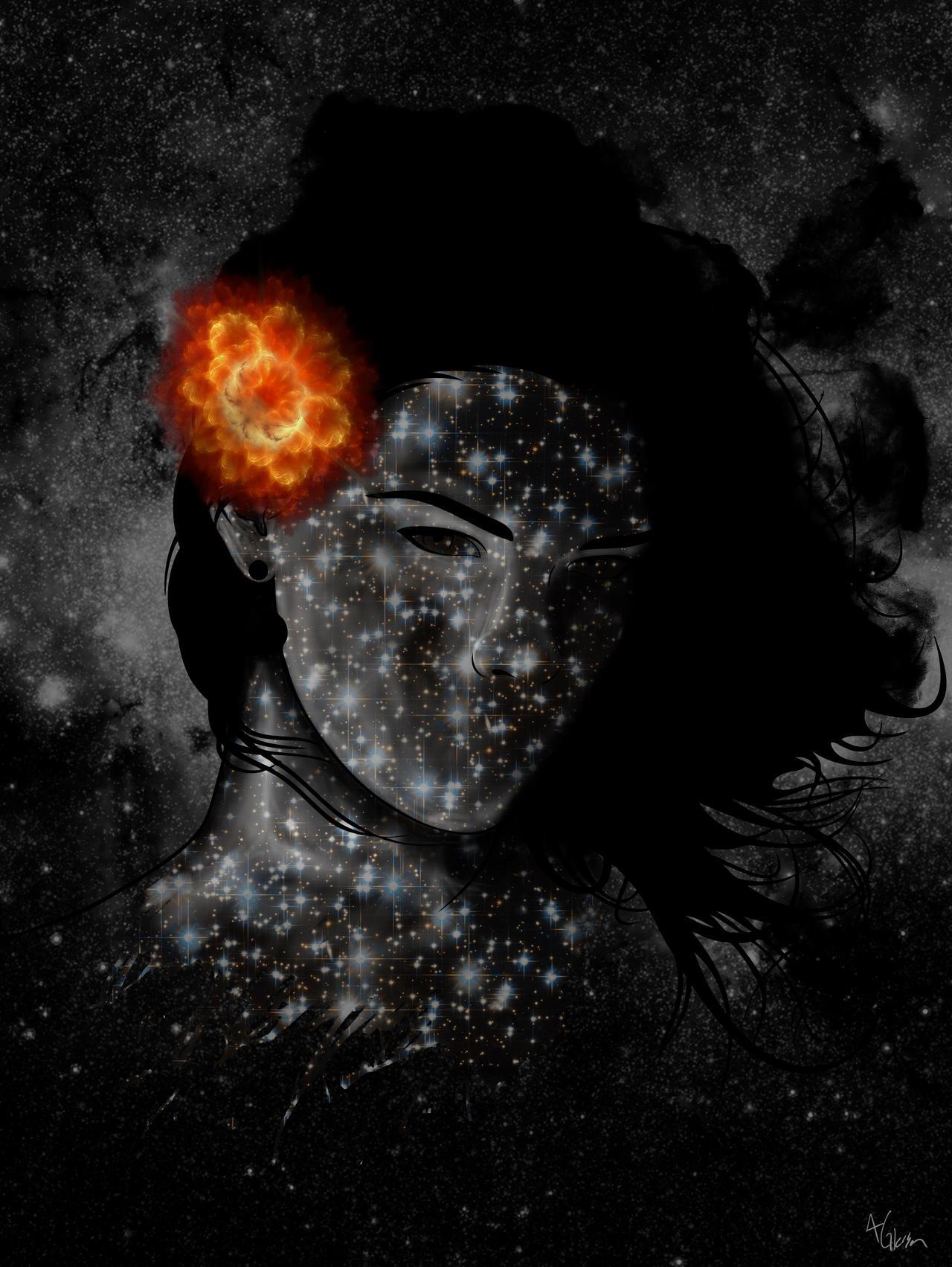 Interstellar Anna by Gymdawg