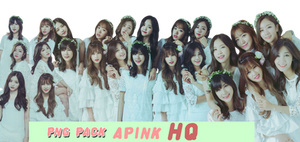 [png pack] HQ Apink for AJ Girls Magazine vol.1