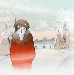 Kremlin Dusk (Utada Hikaru's song)