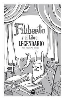 Capitulo 1 Pagina 1 de Filiberto el Conejo