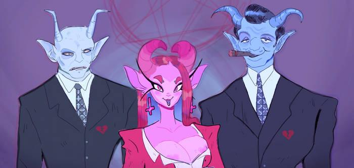 Lust Demons