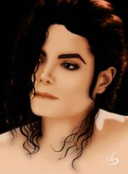 Michael Jackson by StephanieVALENTIN